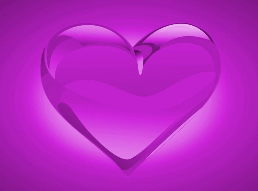Bilder-Bibliothek: Liebesherzen Nr. 11 - Herzbilder