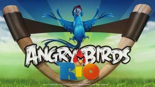 Angry Birds Rio v2.0.0 MacOSX Retail-CORE
