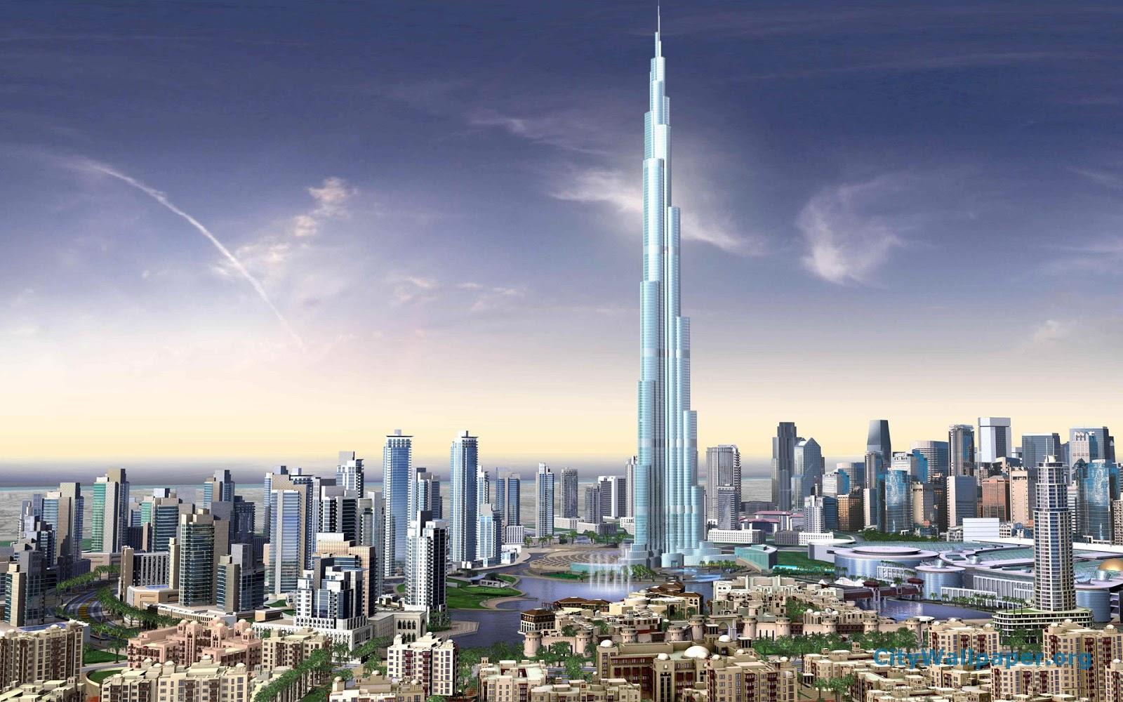 Revolusi Ilmiah - Burj Khalifa