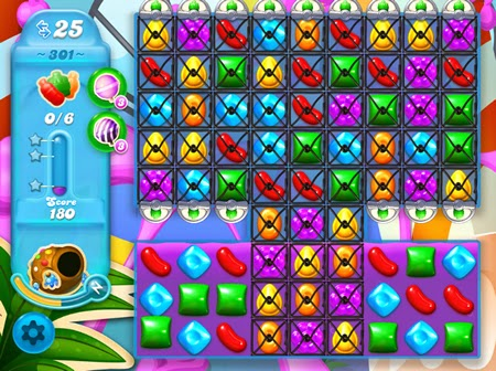 Candy Crush Soda 301