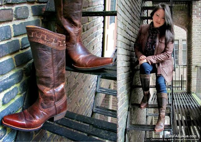 ariat sahara boots