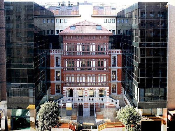 Recomendación Hotel Barcelo Oviedo Cervantes *****