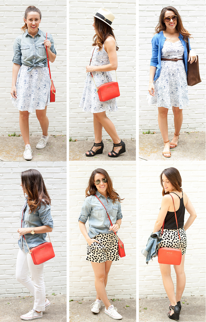Here&Now: Summer Capsule Wardrobe