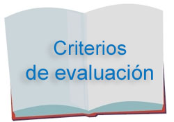 CRITERIOS DE EVALUACIÓN. Graduación por cursos