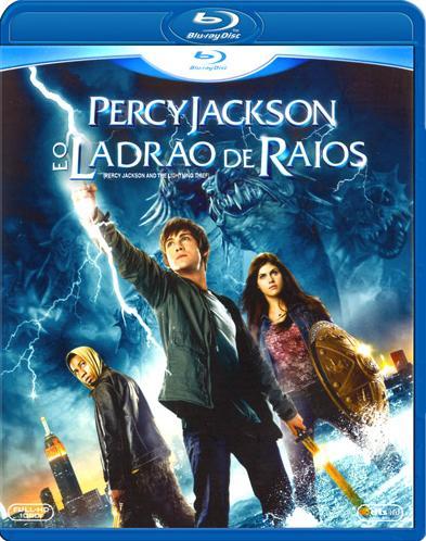 Filme Percy Jackson E O Ladrão De Raios   Dual Áudio   BluRay 480p