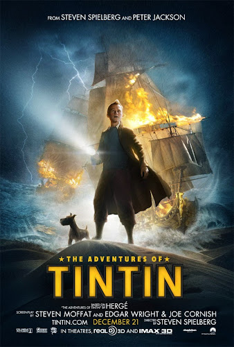 The Adventures of Tintin (BRRip HD Ingles Subtitulado) (2011)