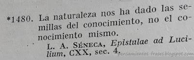 frases de Séneca