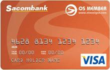 Thẻ tín dụng quốc tế Visa OS Member
