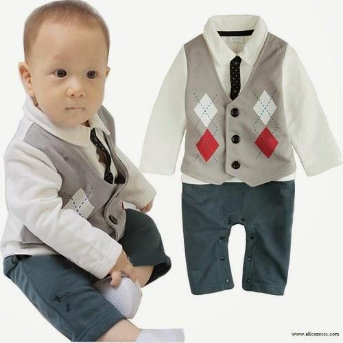 Des magnifiques Vêtements bébé garçon originaux