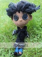 Amigurumi Wybie Doll : Wybie Doll Button Eyes Free Crochet Pattern ~ Amigurumi To Go