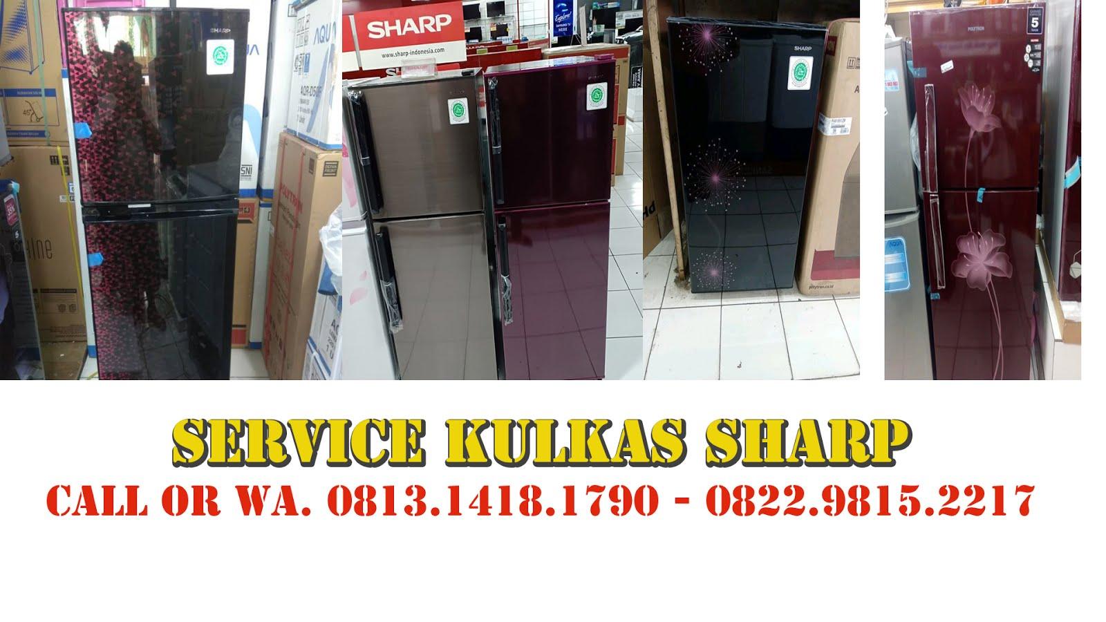 Service Kulkas Sharp Jakarta Pusat