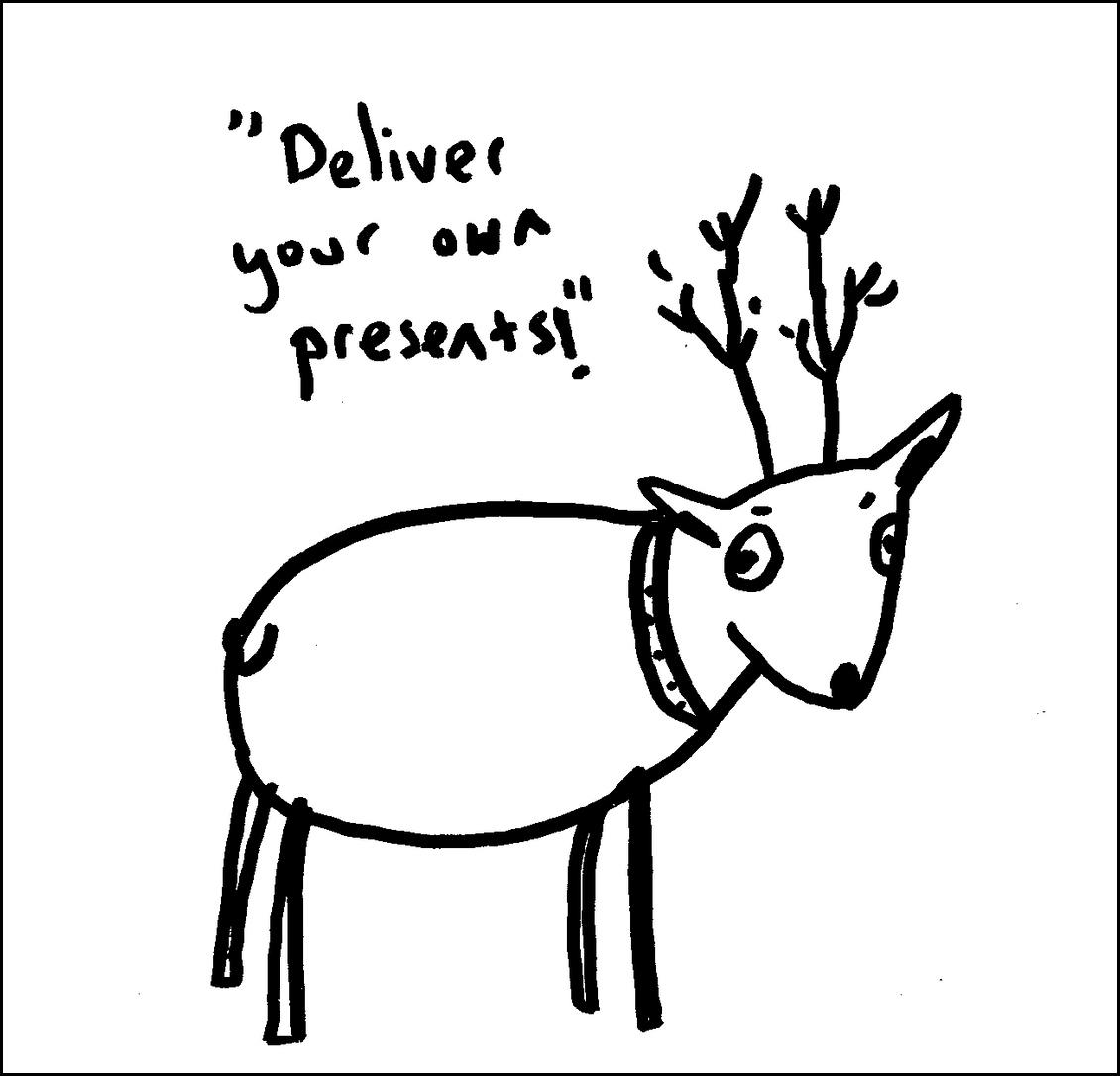 Tarjetas de navidad: Imagenes de navidad para pintar