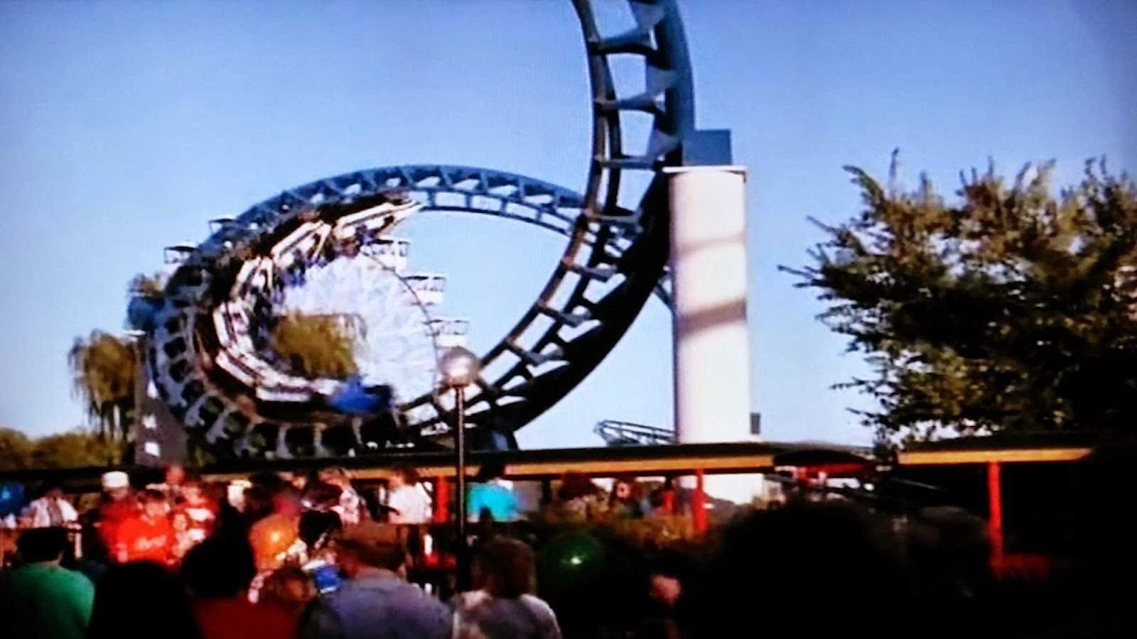 Valleyfair amusement park in shakopee minnesota was used as a filming