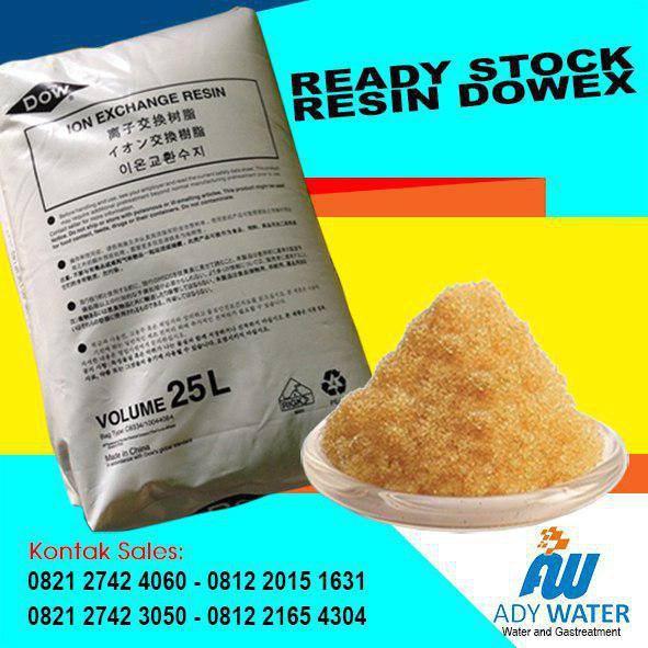 Ready Stock Resin Dowex