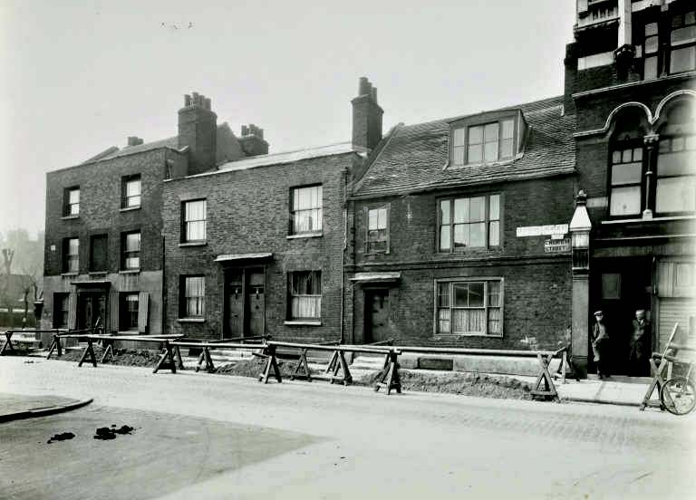 Old deptford history sunday 30 october 2011 for Classic house green street