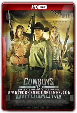 Cowboys vs Dinosaurs (2015) Torrent - Legendado WEB-DL
