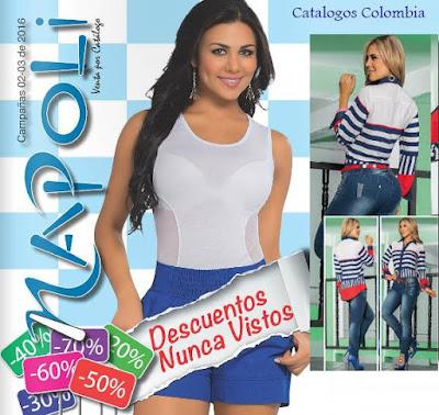 Ropa informal de mujer catalogo napoli c 2 y 3 2016 for Catalogo velux 2016
