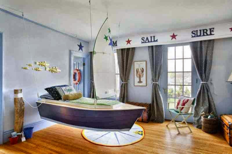 Home Decorating Interior Design Ideas Kid 39 S Nautical