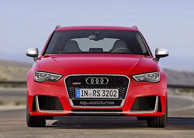 2015 Audi RS3 Sportback Price