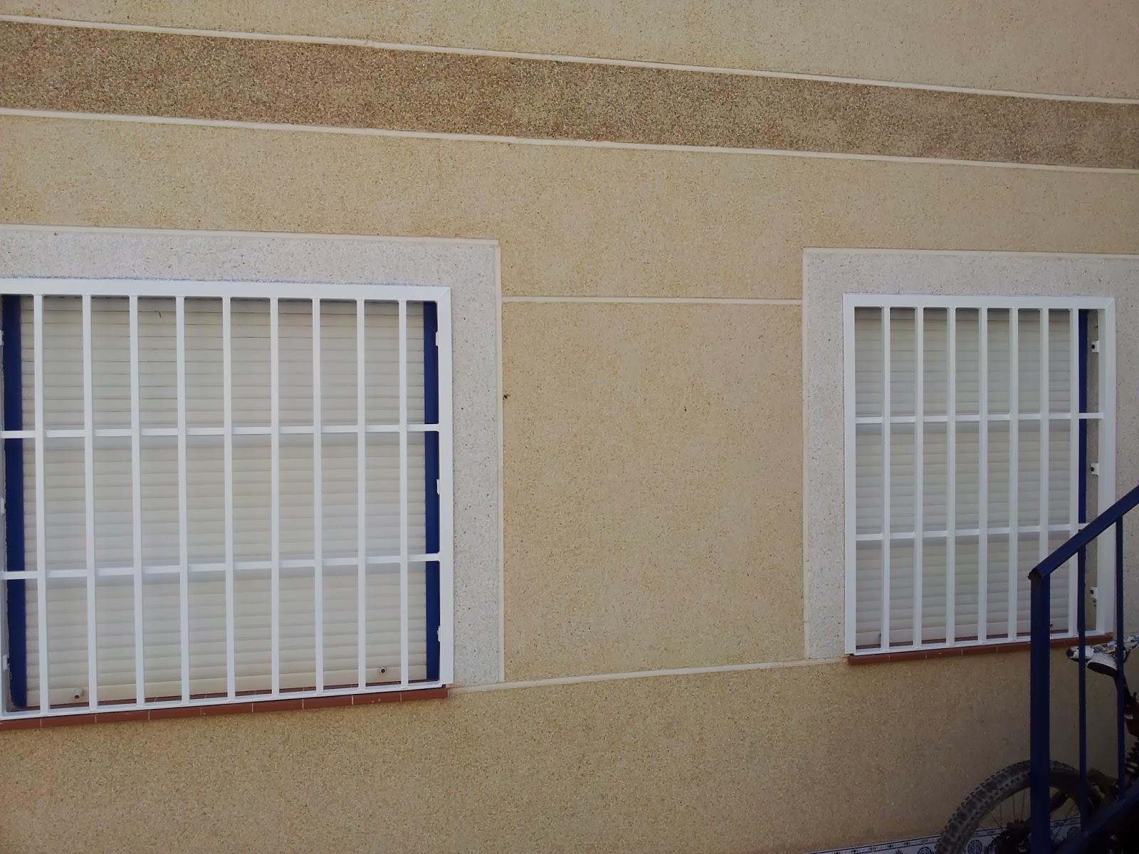 Arte ferrico rejas de seguridad para ventanas - Rejas de seguridad ...