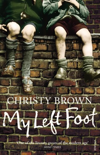 christy brown my left foot essay The relationship between christy and his father is an awkward hostile one, which becomes competitive at times paddy brown is portrayed as an aggressive.