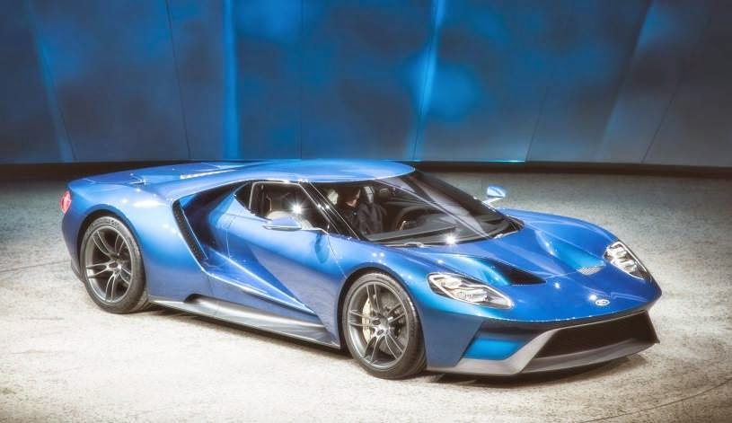 2017 Ford GT Price Estimate
