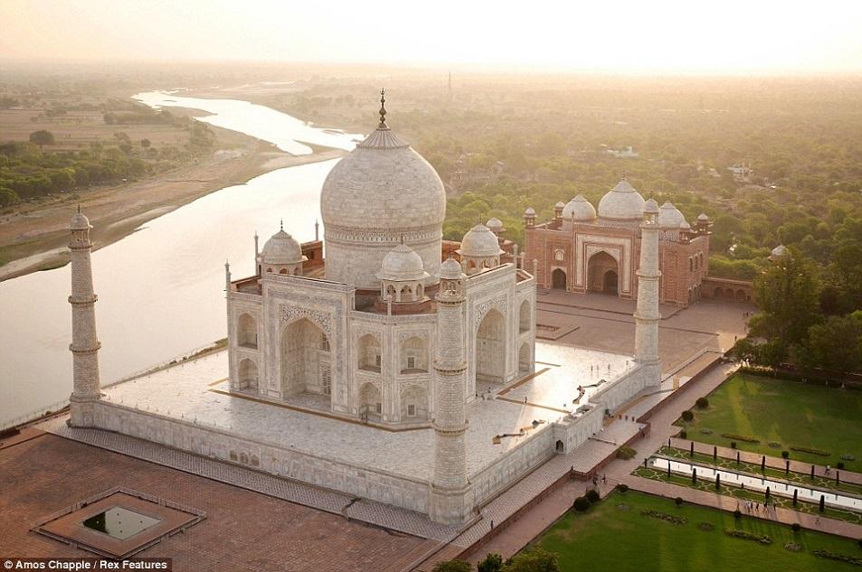 Taj Mahal - Wah Taj