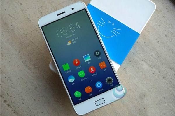 Spesification and price Lenovo Zuk Z1
