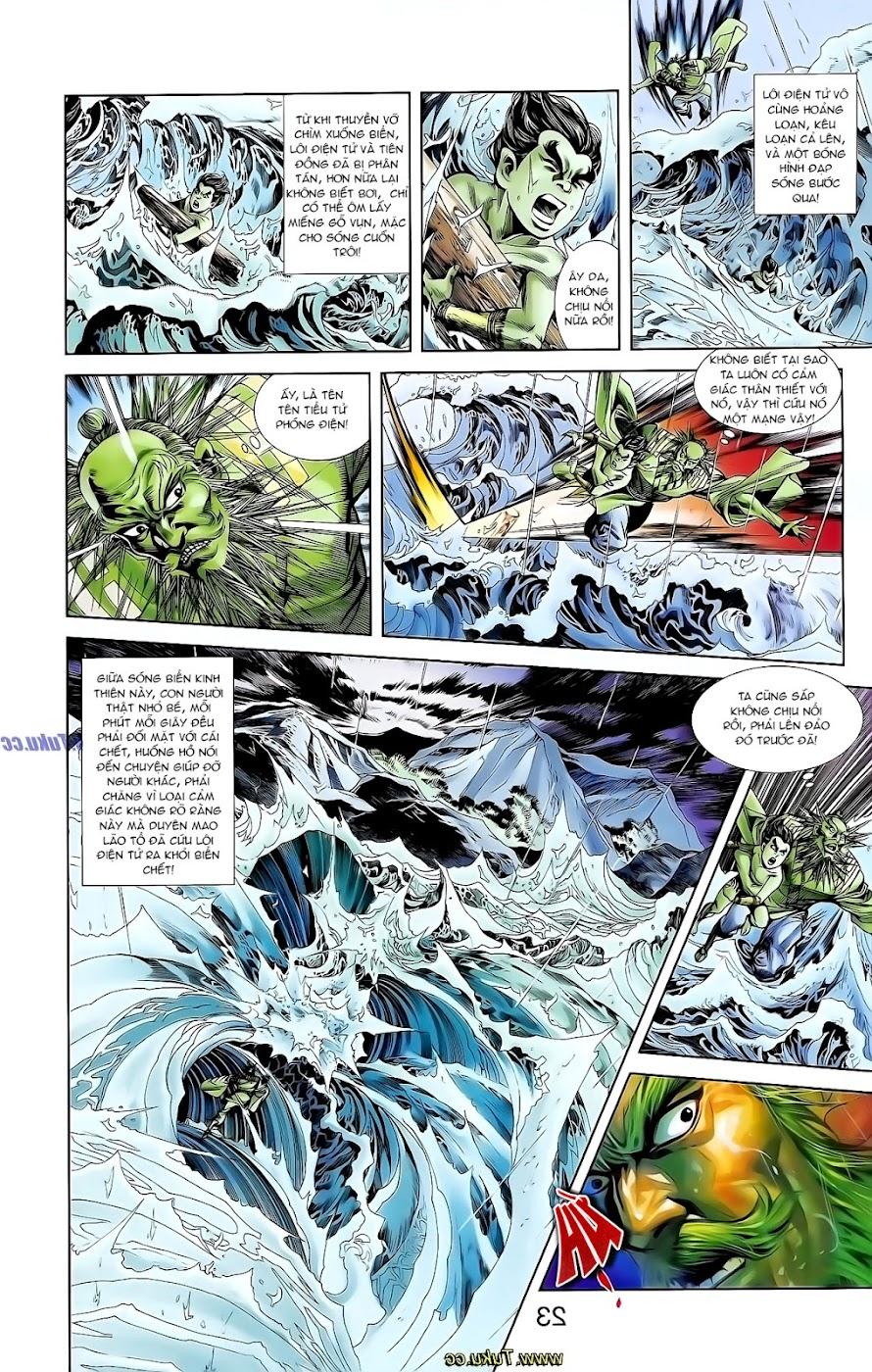 Thiên Tử Truyền Kỳ P1 Chap 129 - Next Chap 130 image 19