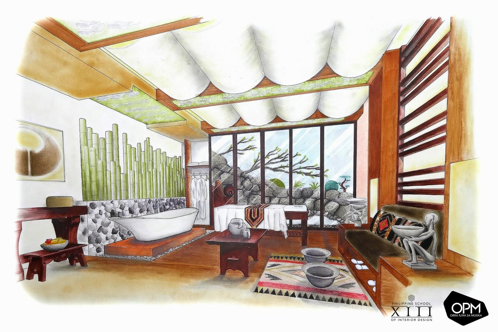 Obra para sa musika opm a for Filipino interior design styles
