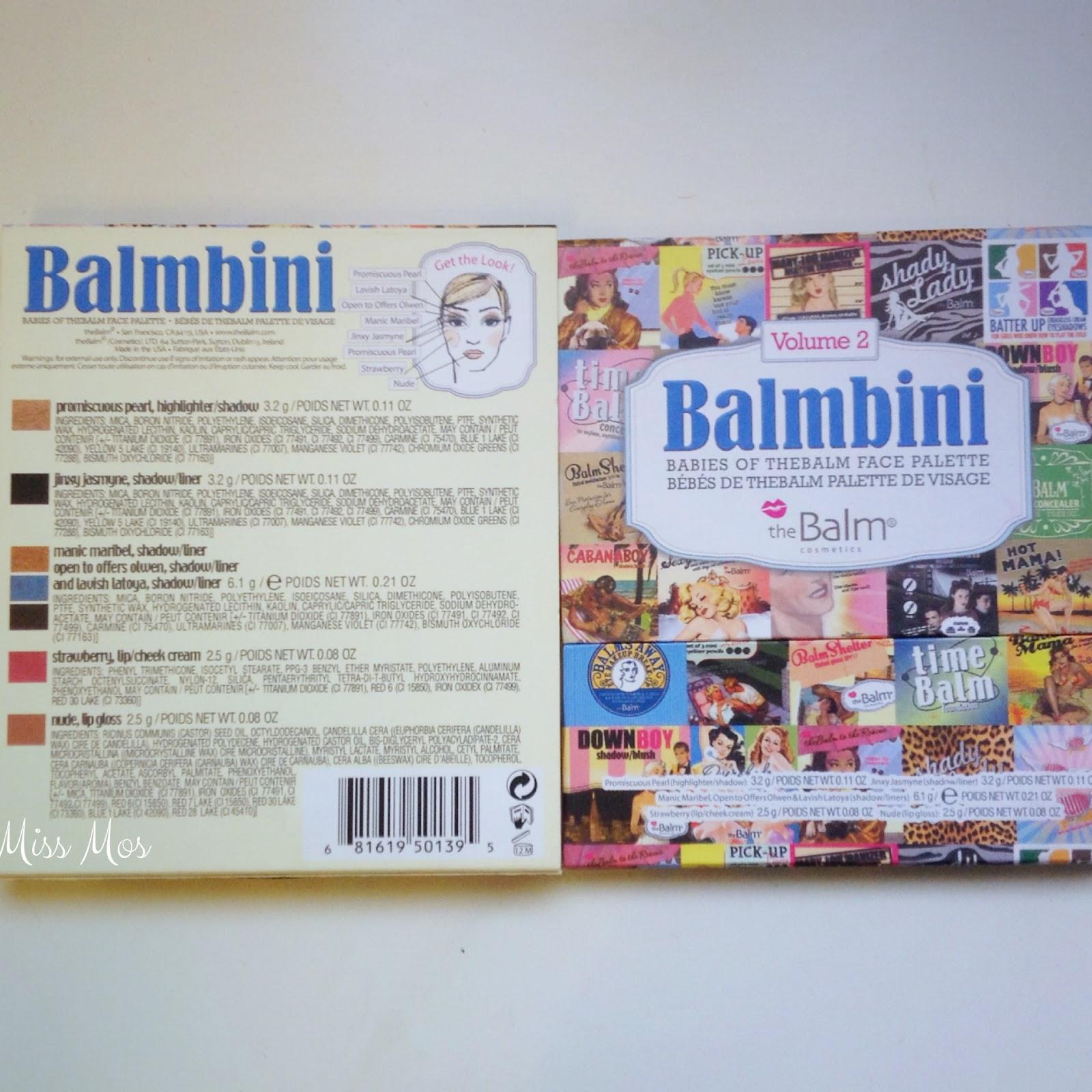 Balmbini volume 2