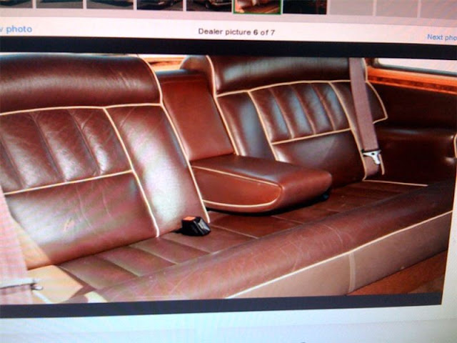 Rolls Royce Corniche FHC