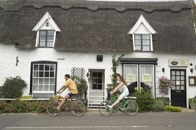 Rutas ciclistas: descubre Inglaterra más auténtica sobre pedales