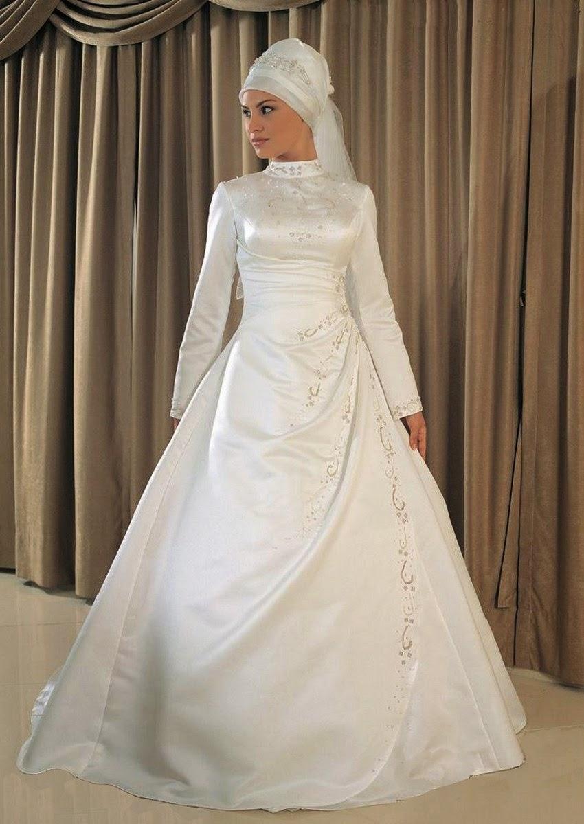 Twende Harusini: 2014 MUSLIM WEDDING DRESSES TRENDS.