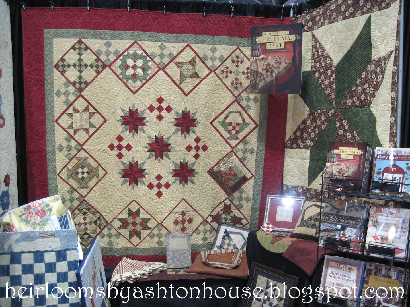 Heirlooms by Ashton House: KANSAS CITY TRIP PART 2 : quilt shops in kansas city - Adamdwight.com