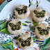 Crafty Food:  Easy Bento Box Butterflies and Rice