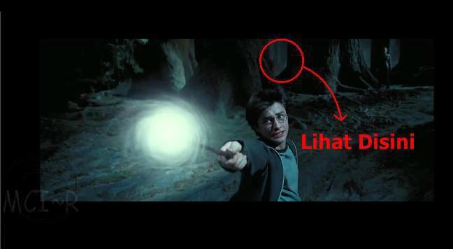 Penampakan di Harry Potter - Ricky_BlogSpot