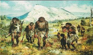 caçadores nômades