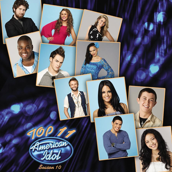 american idol season 10 top 11. american idol season 10 top 11
