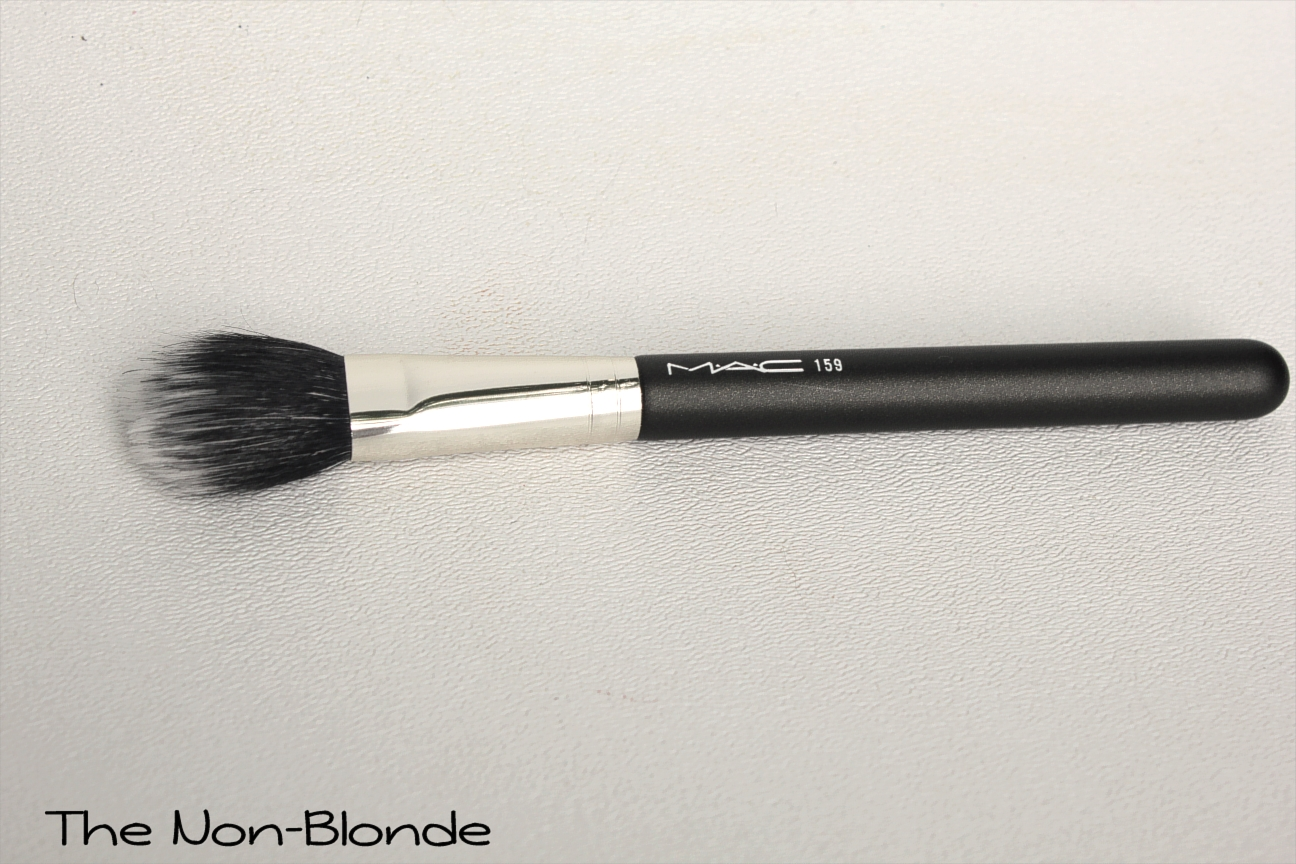 Mac 159 Duo Fiber Brush The Non Blonde
