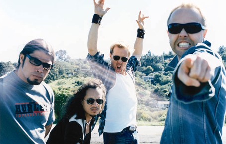 an introduction to the performance of the san francisco symphony and a rock band metallica How well do you know metallica trivia metallica recorded two performances with the san francisco symphony they invited some ex-members of the band to.