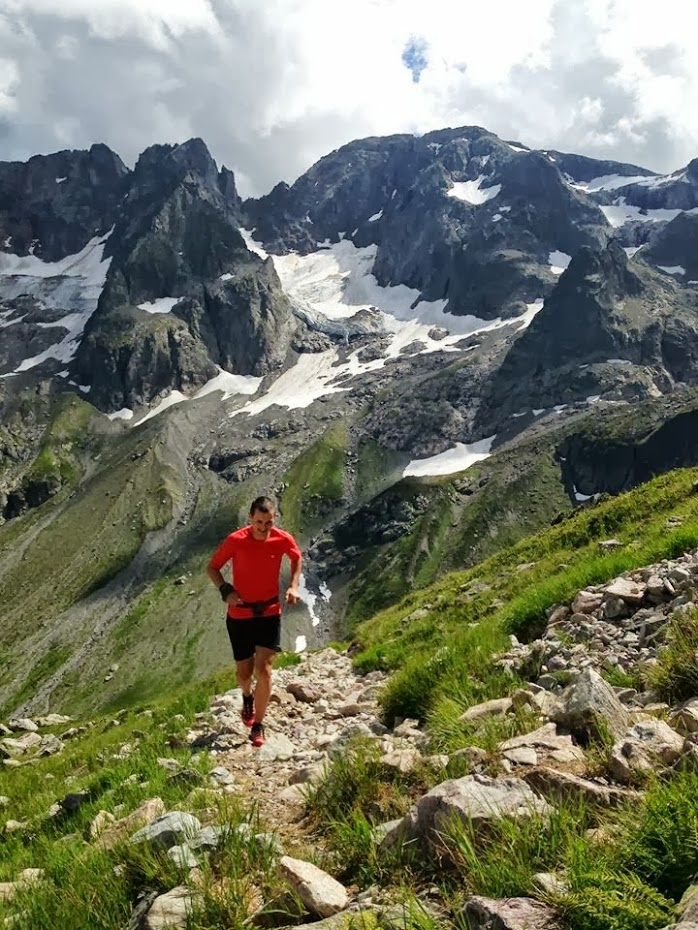 Trail, road & mountain ultra running