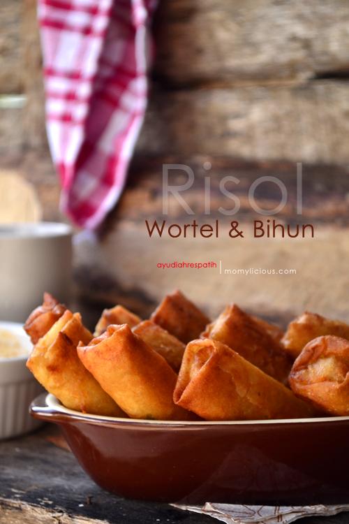 Risol Wortel & Bihun