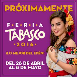 Feria Tabasco 2016