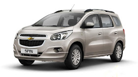 Daftar Harga Mobil Chevrolet Terbaru Juli 2013