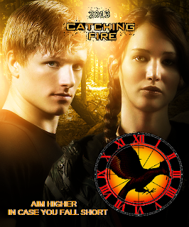 Catching Fire Movie Poster as Interpreted by Fans - You Need to See