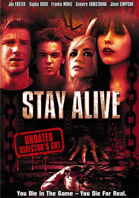 Semaj&39s Blog your Blog Stay Alive remember this movie