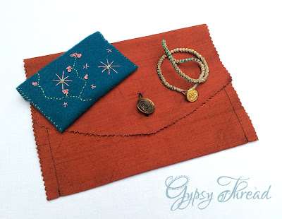 Gypsy Thread, Handmade Gift Exchange