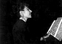 Callas s Medea   Online Only   n       diva Maria Callas  It s hard to deny the similarity to a      photo of  Callas in a session that eventually covered a Verdi Arias album for EMI  records