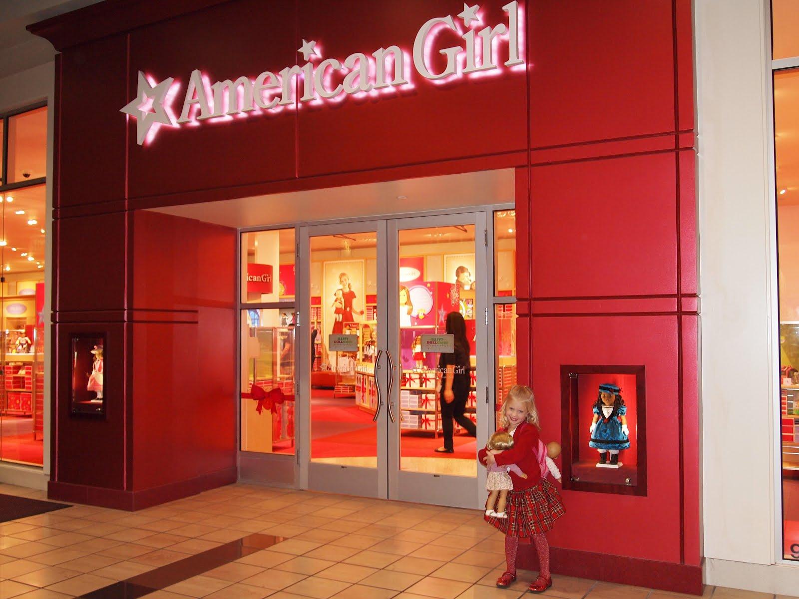 Johnson Family American Girl Store